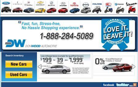 Don Wood Automotive Group