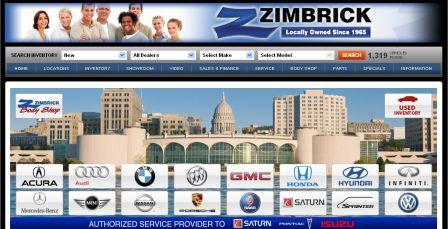 Zimbrick Auto Group