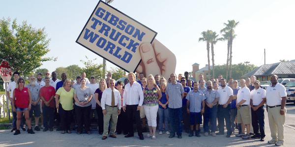 Consumer demand convinced Yves Belanger, owner of Gibson Truck World in Central Florida, to...