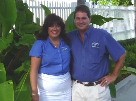 Frank and Gina Fuzy, Co-owners, Century Motors of South Florida
