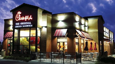 Chick-fil-A founder S. Truett Cathy founded his highly successful fast-food chain on a pledge to...