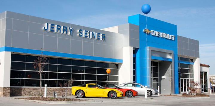 Jerry Seiner Chevrolet Boasts Robust Wholesale Parts