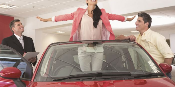 Shift your focus away from sales and toward customer service to make buying a car at your...