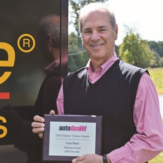 Mike Esposito, president and CEO of Auto/Mate Dealership Systems. Photo courtesy of AutoMate