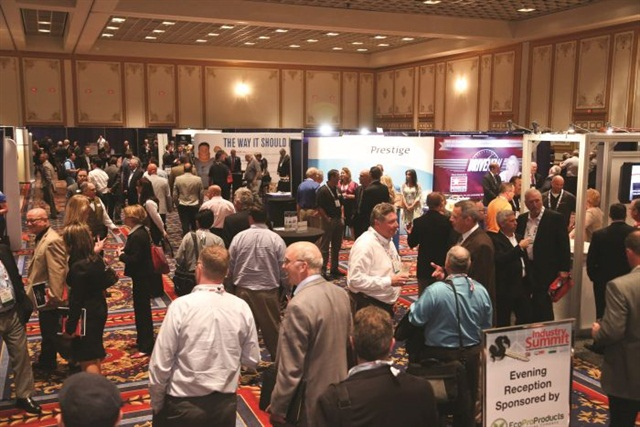 Industry Summit 2014 was held Sept. 8–10 and included educational tracks for F&I, Special Finance, Used Vehicle Retailing and Dealership Sales & Technology. Attendees were free to attend any educational session and network in a massive exhibit hall.