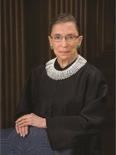 """""""The exemption … would override significant interests of the corporations' employees and covered dependents. It would deny legions of women who do not hold their employers' beliefs access to contraceptive coverage that the ACA would otherwise secure."""" — U.S. Supreme Court Justice Ruth Bader Ginsburg, writing for the minority."""