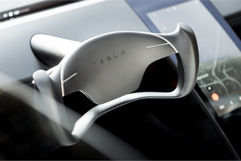 Whatever their feelings about the company, dealer marketing expert and Tesla owner Paula Tompkins believes dealers have much to learn from the electric-vehicle manufacturer's approach to customer service and engagement. Photo courtesy Tesla Motors