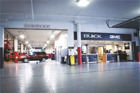 Facility upgrades and renovations are underway at dealerships across the nation. An improving economy and low interest rates have prompted many dealers to consider refinancing.