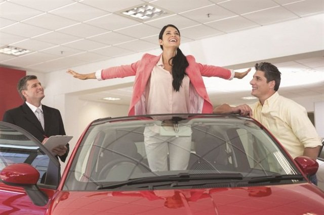 Shift your focus away from sales and toward customer service to make buying a car at your dealership a memorable experience.