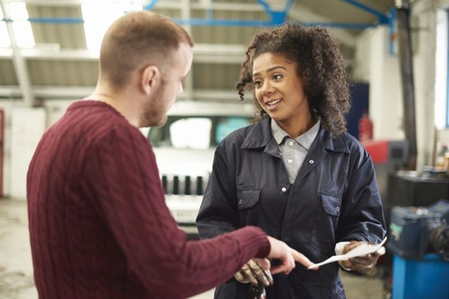 Identifying customers who would benefit from an extended warranty or vehicle service contract is a key component of any loyalty program.