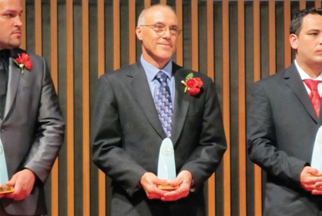 Steve Travis' trip to Nagoya, Japan, included the Assembly of Champions awards ceremony as well as tours of Toyota's headquarters, museum, training center and a manufacturing plant. Courtesy Larry H. Miller Group of Companies