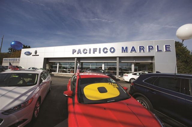 At Pacifico Marple Ford Lincoln in Broomall, Pa., the Pacifico brothers and their partners are employing loyalty geofencing to retain more sales and service customers. Photos:Kirk Hoffman