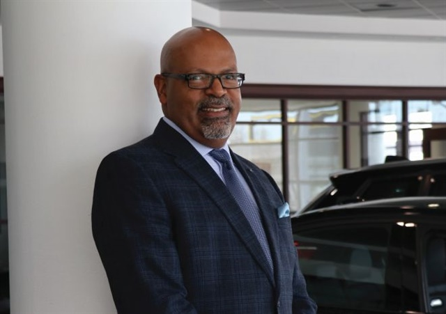 The owners of New Country BMW are counting on newly hired GM Job Pimentel to lead the dealership through an expansion and meet lofty goals for sales and CSI. Photos by Jen Barnaby