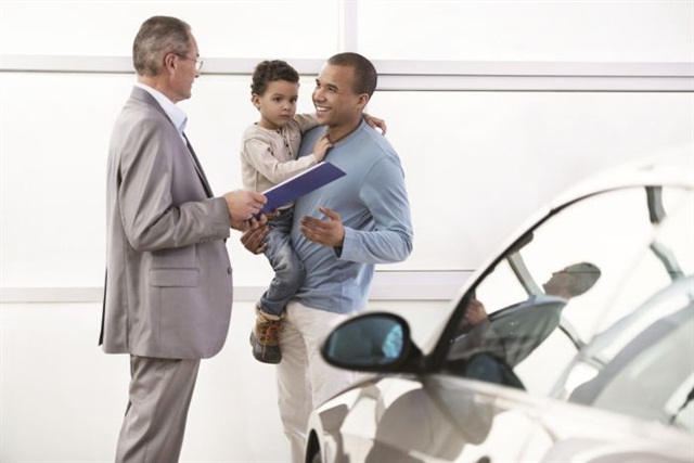 Many car buyers use their income tax refunds as down payments. Offering to double the amount creates value at every credit tier.