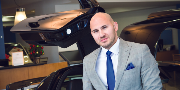Sales Pro of the Year: The Meticulous Car Guy