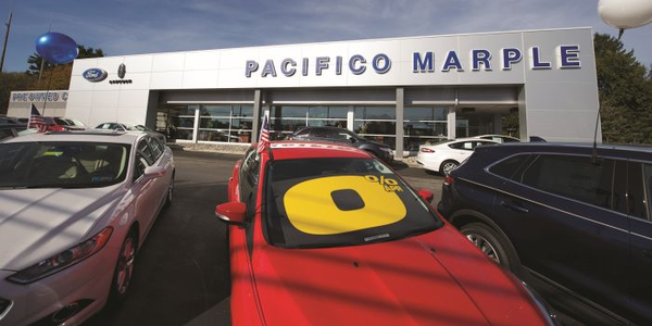 At Pacifico Marple Ford Lincoln in Broomall, Pa., the Pacifico brothers and their partners are...