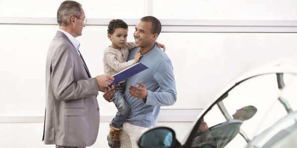 Many car buyers use their income tax refunds as down payments. Offering to double the amount...