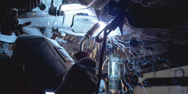 There is no law against welding two undamaged vehicles together, but attempting to hide the...