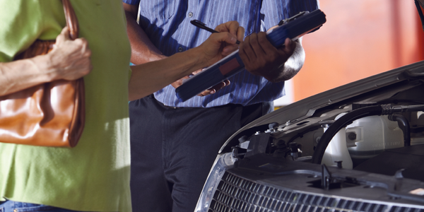 Customers are more likely to order needed repairs and return for future service when dealers...