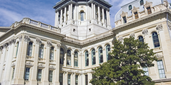A bill introduced by State Sen. Jim Oberweis would have lifted the ban on Sunday sales in...