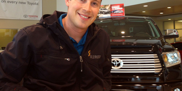 Sales Professional of the Month: Ted Mikels