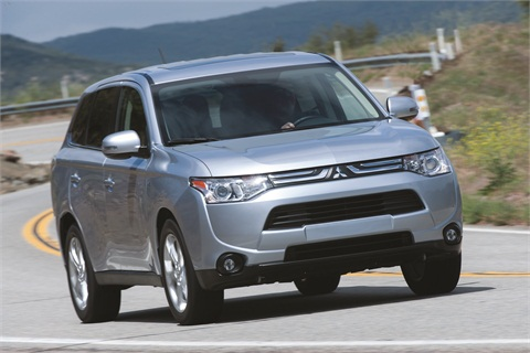 Mitsubishi expects continued success with the redesigned Outlander SUV. The author has faith in the OEM's U.S. dealer network and believes Mitsubishi could be on an equal footing with Toyota and Honda were it not for shortcomings in its North American marketing strategy.