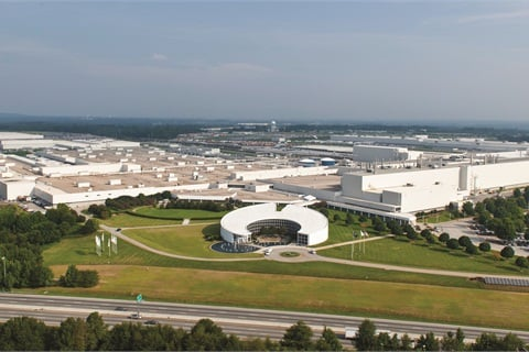 BMW has undertaken an expansion of its already massive assembly plant in Spartanburg, S.C. BMW joins Volkswagen and a number of Japanese and Korean OEMs that have ramped up U.S. production in recent years.