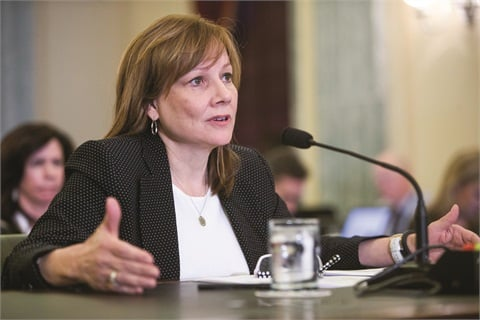 GM CEO Mary Barra appeared before a Senate subcommittee in April to face questions about faulty ignition switches the OEM says are linked to 13 deaths. The Detroit automaker has recalled more than 6 million units so far this year, including 1.5 million vehicles that could suffer power steering loss.