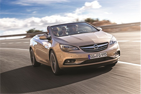 If you like the look of the Opel Cascada, you may be in luck. In March, GM's German cousins pulled the plug on sales to China and announced tentative plans to ship a Buick-badged version of the Cascada to the U.S.