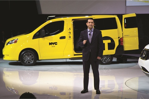 José Muñoz is chairman of Nissan North America. The author believes Muñoz represents the Renault-Nissan brand's best chance of earning enthusiastic buy-in from U.S. dealers and propelling the company toward its goal of becoming a Top Three global brand.