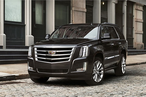The author credits the resurgent Lincoln brand for new incentives GM is offering on the factory's flagship SUV, the Cadillac Escalade. Photo courtesy General Motors Co.