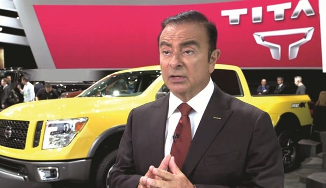 The author believes Carlos Ghosn, chairman and CEO of the Renault-Nissan Alliance, has forced unrealistic sales expectations and oppressive stair-step incentives on Nissan's U.S. dealer network. Courtesy Nissan Motor Co. Ltd.