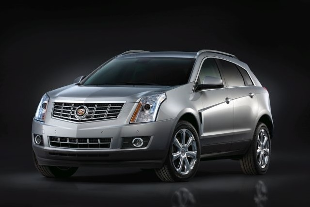 The author fears the discontinuation of the popular SRX crossover is one more indication that Cadillac's rebranding is heading in the wrong direction. Courtesy General Motors Co.