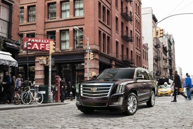 A new subscription service allows New Yorkers to drive any Cadillac they want for $1,500 a month — not including parking.