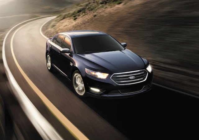 The author believes the Ford Taurus suffers from a lack of the type of brand identity enjoyed by midsize competitors such as the Toyota Camry and Honda Accord.Photo courtesy of Ford.