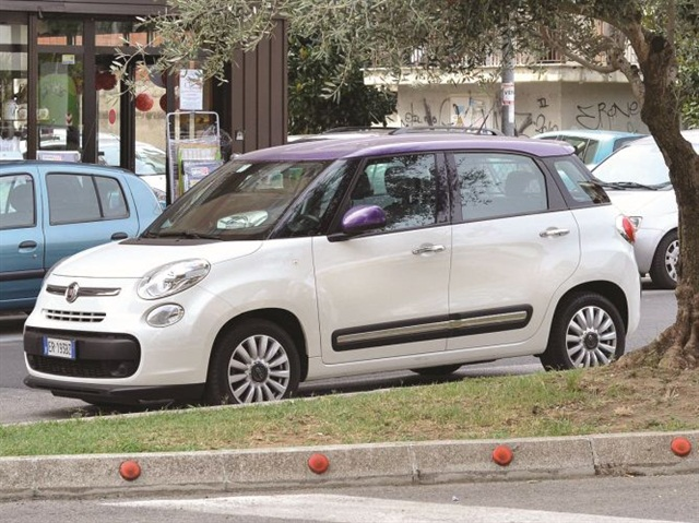 The Fiat 500L finished No. 1 on Consumer Reports' most recent list of unreliable vehicles as determined by surveys completed by car buyers.