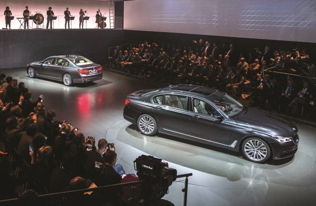 """The new BMW 7 Series was introduced to great fanfare, but Ziegler fears some European manufacturers are overstuffing their new offerings with """"standard"""" technology that few drivers will ever use"""