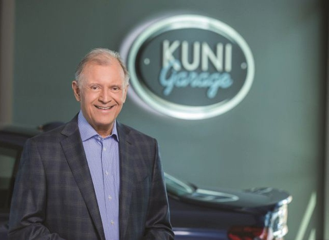 Joe Herman, COO of the Vancouver, Wash.-based Kuni Automotive Group.
