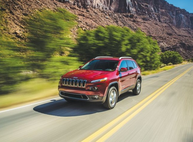The successful launch of the new Jeep Cherokee and Ram 1500 EcoDiesel helped propel massive sales increases for Chrysler in the fourth quarter of 2014.Photo courtesy of Fiat Chrysler Automotive