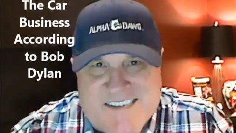 ADTV: The Car Business According to Bob Dylan