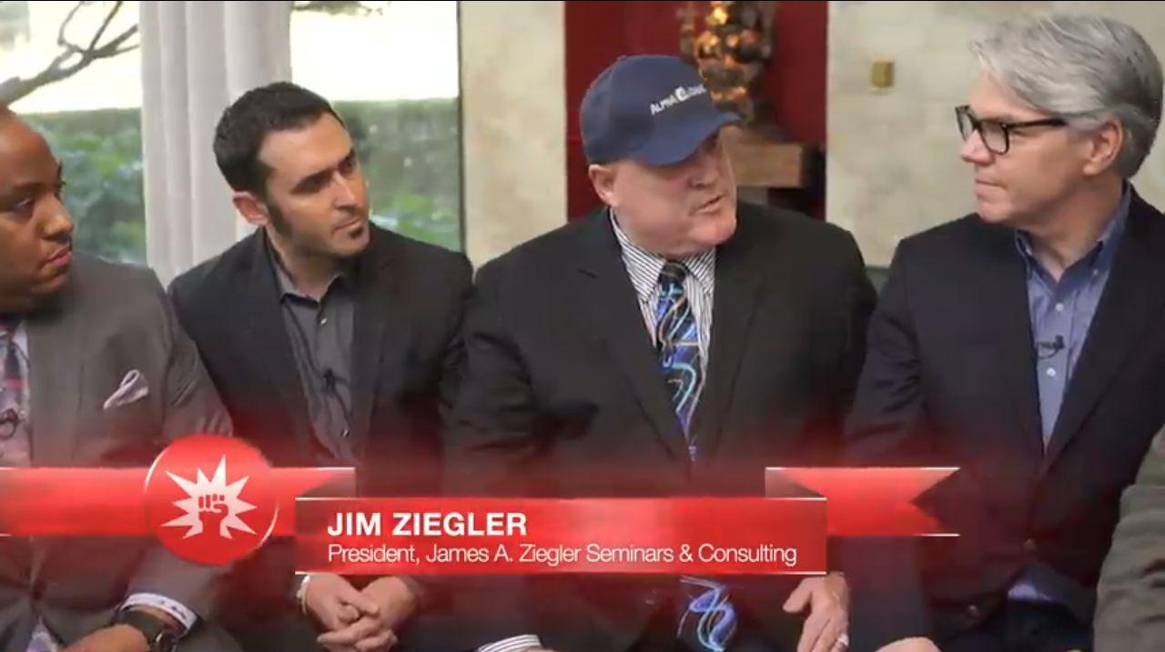 Jim Ziegler on Customer Service