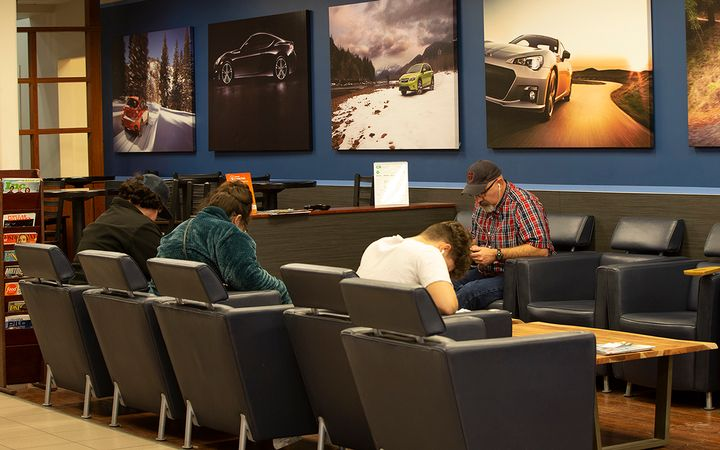 Continental combined sales and finance to streamline the dealership experience for the group's customers, a move that resulted in higher CSI scores and fewer chargebacks.  - Photo by David Jensen Photography