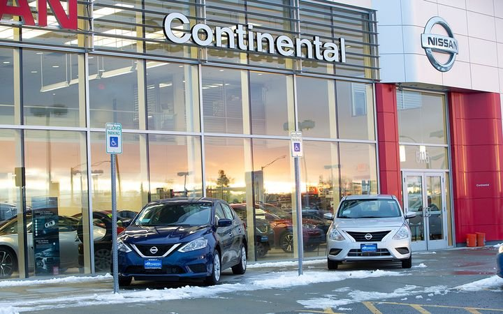 Continental Auto Group includes Honda/Acura, Mazda, Nissan, Subaru, and Volvo franchises as well as a standalone tire and service center.  - Photo by David Jensen Photography