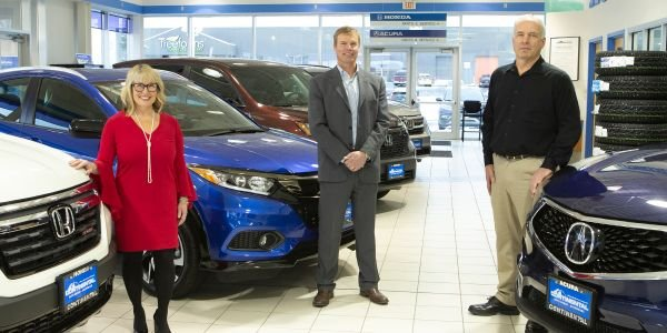 In 2017, Finance Director Cindy Merry, Co-Principal Owner Marten Martensen, and Sales Director...