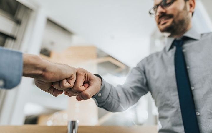 Earning the customer's trust requires delivering on promises and owning up to mistakes.  - Photo by skynesher via Getty Images