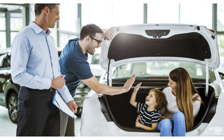 By connecting with the customer and your team, you have the opportunity to make your paycheck and the car buying experience great again. - Image by SKYNESHER via GettyImages.com