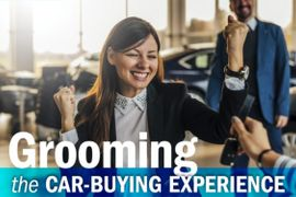 Grooming the Car-Buying Experience