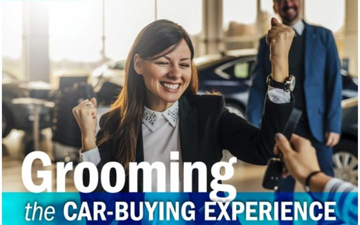 New car buyers still walk into a dealership to purchase the actual vehicle, but most would prefer to spend less time on-site, giving the dealer and sales team less time to build a trusted relationship with customers.  - Image by NORTONOSX via GettyImages.com
