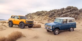 Dealers' Advertising Strategies for the Ford Bronco & F-150