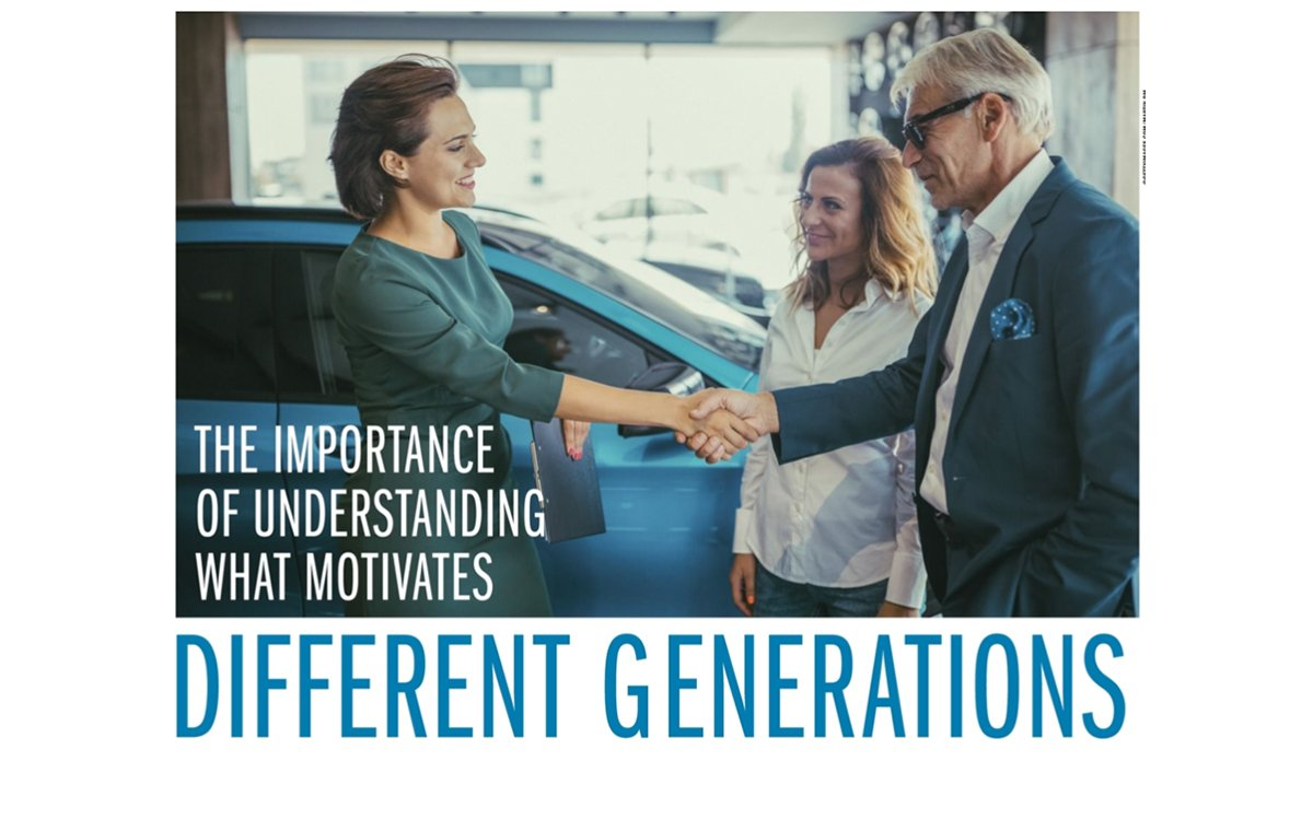 The Importance of Understanding What Motivates Different Generations